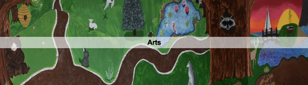 Arts Program Header