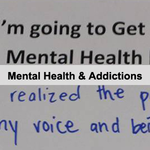 Program Header - Mental Health & Addictions