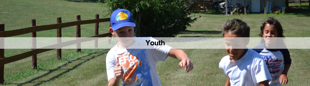 Youth Program Header